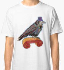 Well Dressed Raven Classic T-Shirt