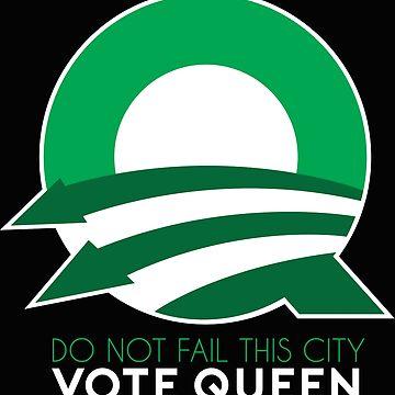 Vote Queen by kentcribbs