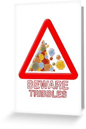 Warning triangle by puppaluppa