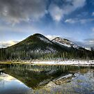Spring Reflections by Justin Atkins