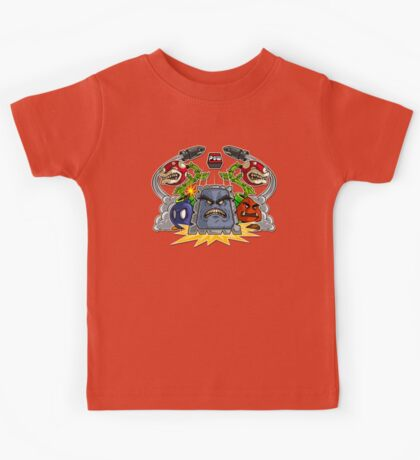 8-Bit Nightmare Kids Clothes