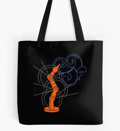 Robotics Art VRS2 Tote Bag