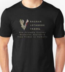 Ragnar Lothbrok Travel Unisex T-Shirt
