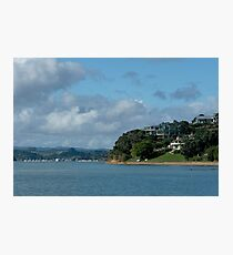 From Paihia to Opua..................! Photographic Print