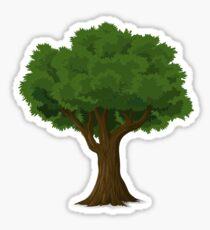 Simply a Tree Sticker