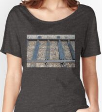 Rail Tracks Women's Relaxed Fit T-Shirt