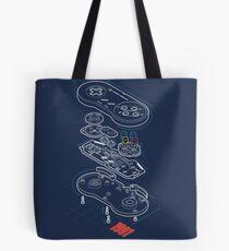 Blueprint '91 Tote Bag
