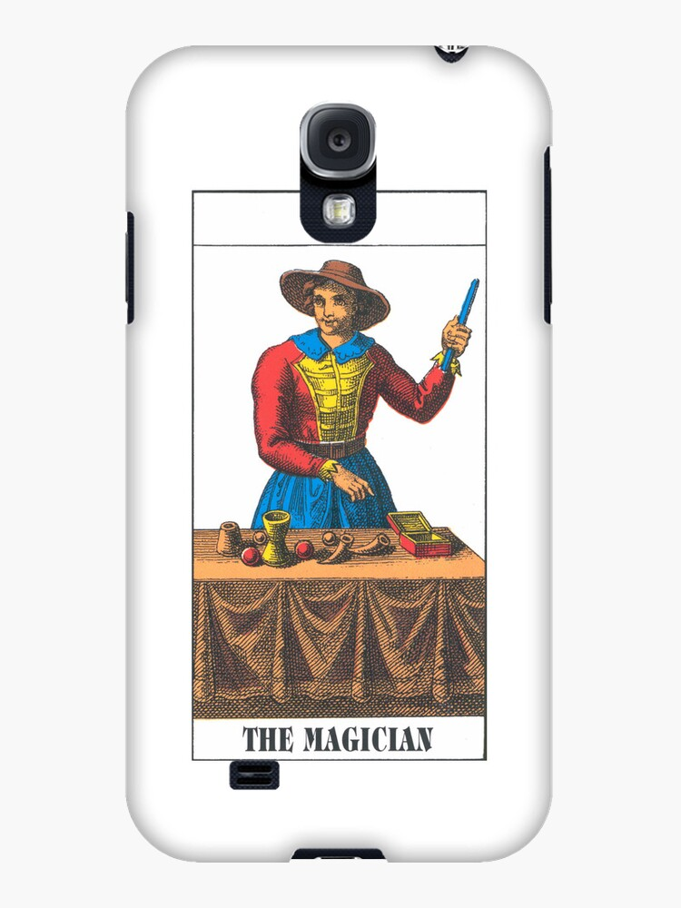 The Magician Tarot by babydollchic