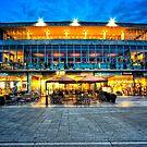 Royal Festival Hall by hebrideslight
