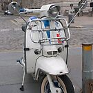 Scooter Mods by Tony  Glover