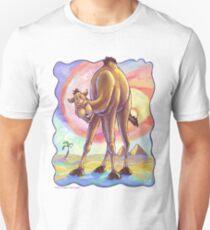 Animal Parade Camel Unisex T-Shirt