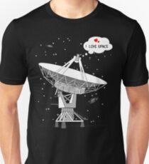 I love space! Unisex T-Shirt