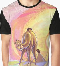 Animal Parade Camel Graphic T-Shirt