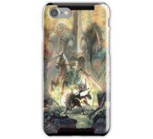 Zelda Character Design iPhone Case iPhone Case/Skin