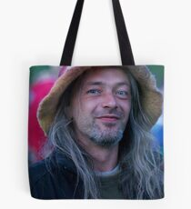❤‿❤  . Joyful and playful man. Tote Bag
