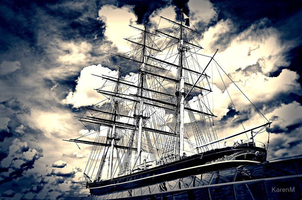 The Cutty Sark by KarenM