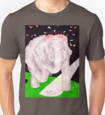 World's Most Scared Elephant T-Shirt Unisex T-Shirt