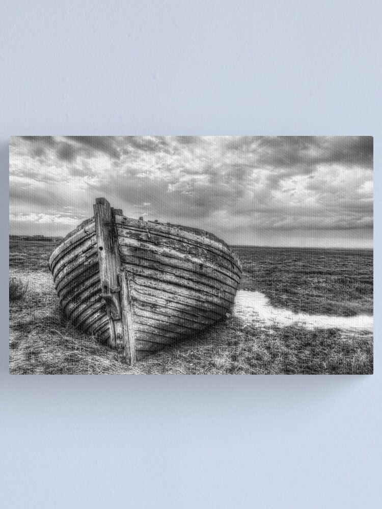 Alternate view of Stormy Weather Canvas Print