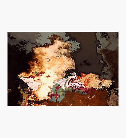 Colour Wafts #1 Photographic Print
