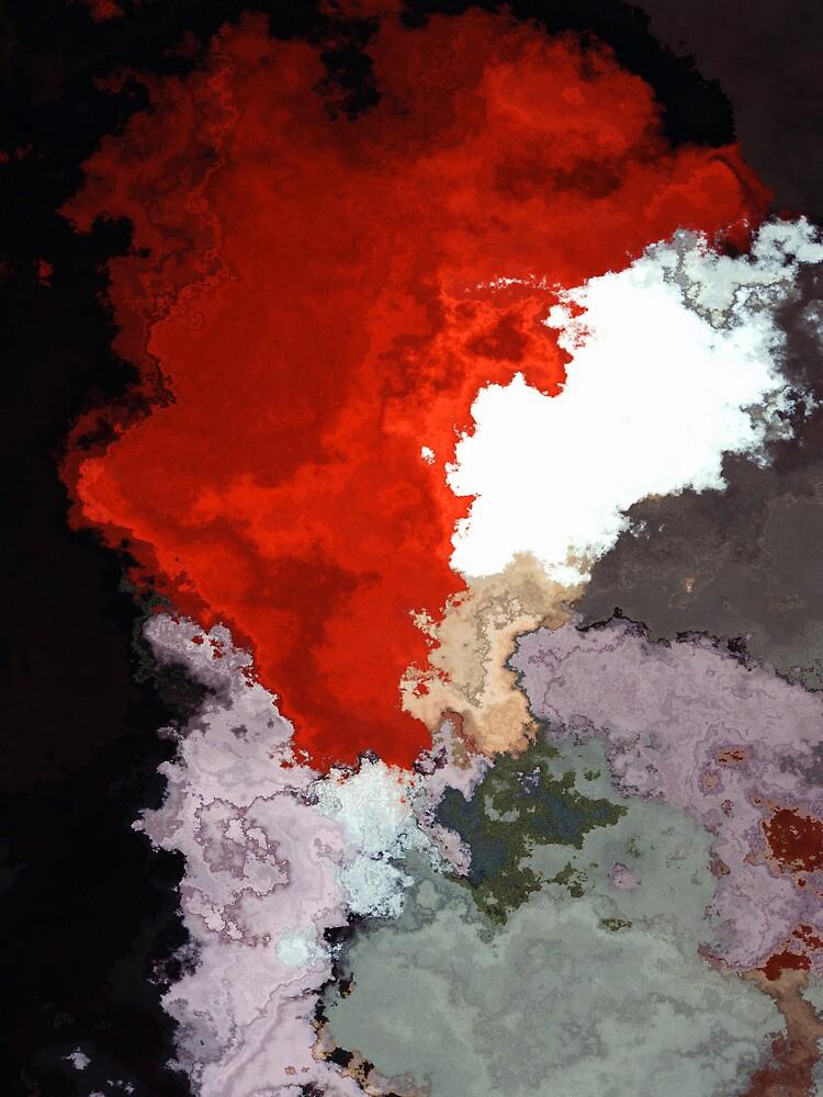Colour Wafts #2 by Benedikt Amrhein