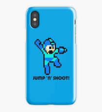 Megaman full cover iPhone Case
