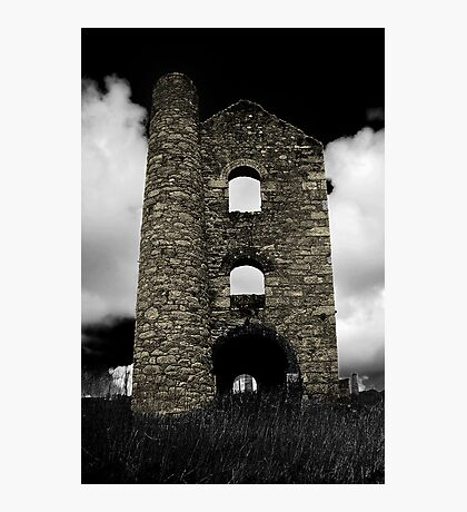Engine House Photographic Print