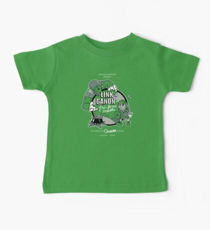 Tri-Force Trouble Kids Clothes