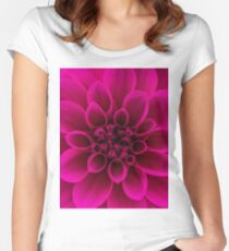 Alotta Pink Women's Fitted Scoop T-Shirt