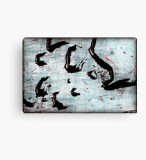 Dimly Lit Canvas Print