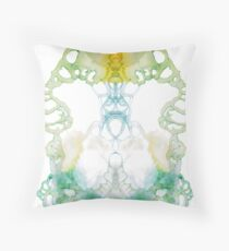 Affirmation V Throw Pillow