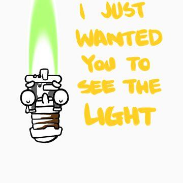 Lightsaber by Zekie