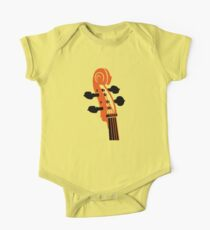 Cello Scroll VRS2 One Piece - Short Sleeve