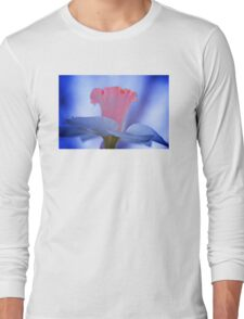 Painted Daffodil Long Sleeve T-Shirt