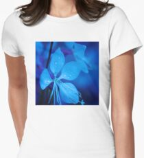 Mom and her little one matching Blue Beauty QTees T-Shirt