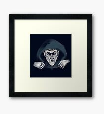 We Have to Kill the Milkman Framed Print