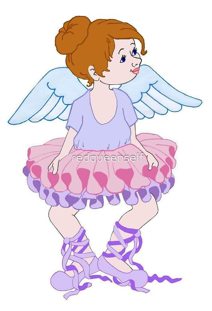 My Mom Gave Me Wings by redqueenself