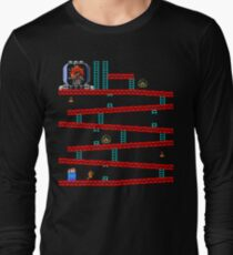 Metroid Kong Long Sleeve T-Shirt