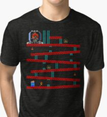 Metroid Kong Tri-blend T-Shirt