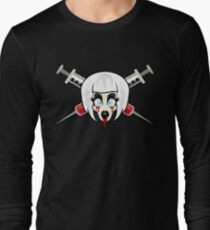 On Pins and Needles Long Sleeve T-Shirt