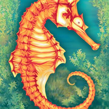 Seahorse by sposedenti