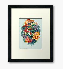 Fungus Amongus Framed Print