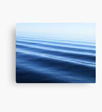 Wash 1 Sailing Spencer Gulf Canvas Print