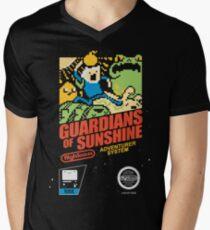 Guardians of Sunshine Men's V-Neck T-Shirt