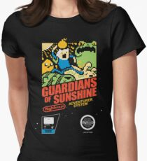 Guardians of Sunshine Women's Fitted T-Shirt
