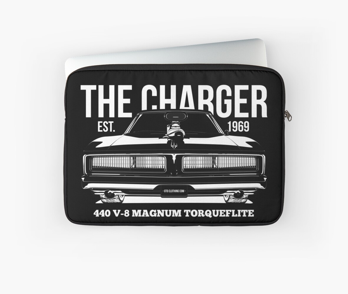 Dodge Charger Classic US Muscle Car\