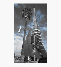 Tesla Coil Photographic Print