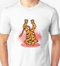 Yogic Tiger Unisex T-Shirt