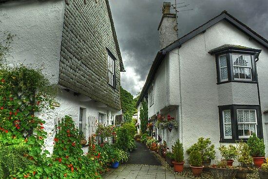 Back Down The Alleyway by Jamie  Green