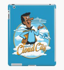 Welcome to Cloud City iPad Case/Skin