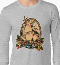 Spitshading 013 Long Sleeve T-Shirt